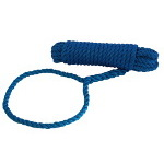 Superlene Festmacher 10mm 10m blau