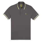 MUSTO EVOLUTION Pro Lite Polo Shirt Charcoal Größe L