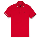 MUSTO EVOLUTION Pro Lite Polo Shirt True Red Größe L