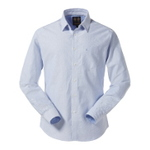MUSTO AIDEN OXFORD SHIRT - Pale Blue Größe L